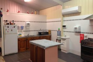 Shed kitchen 2