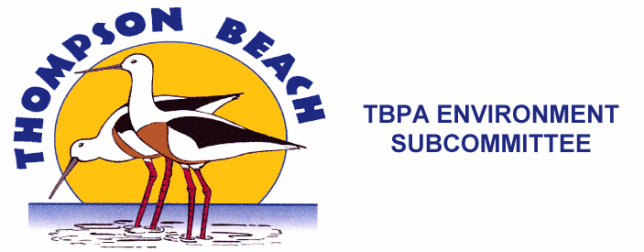 TBPA Environment Subcommittee