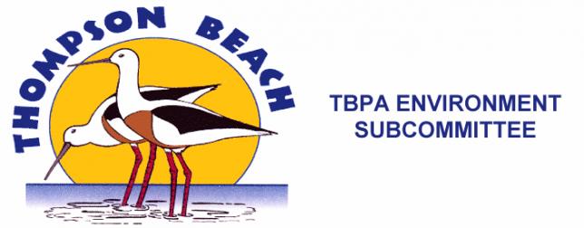 TBPA Environment Subcommittee